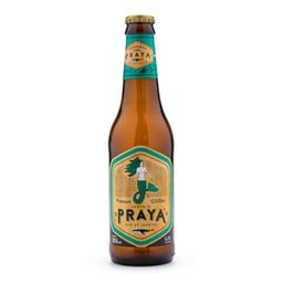 Cerveja Praya Witbier Long Neck