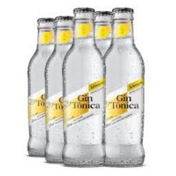 Coquetel Schweppes Gin Tonica 250 mL