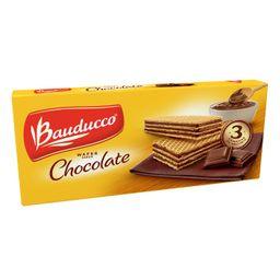 Wafer Bauducco Chocolate 140 g