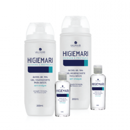 Kit Higiene E Proteção P