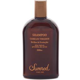 Shampoo Cabelos Tingidos Aloe Vera E Proteína De Arroz 300 mL