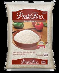 Arroz Prato Fino 1 Kg