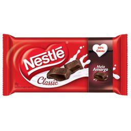 Chocolate Classic Meio Amargo Nestlé