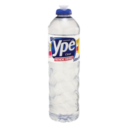 Detergente Ypê Clear 500 mL