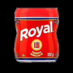 Fermento Em Pó Royal 100 g