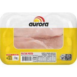 Filé De Frango Aurora 1 Kg