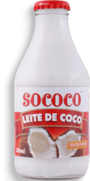 Leite De Coco Sococo 200 mL