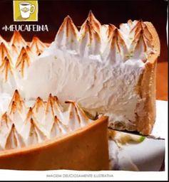 Fatia de Torta de Limão