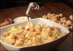 Salada de Caesar com Frango