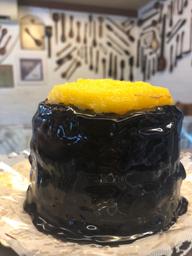 Mini Torta de Baba de Moça - 2 Fatias grandes