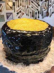Torta Inteira de Baba de Moça