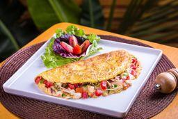 Omelete jambu
