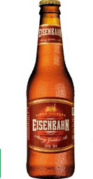 Eisenbahn Strong Golden Ale - 355ml