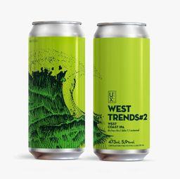 Cerveja West Trends 02 - UX