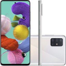 Galaxy A51 128Gb Branco