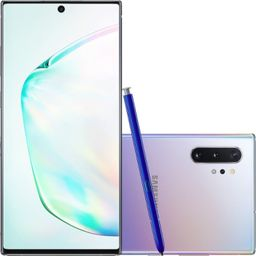 Galaxy Note10 Plus 256Gb - Prata