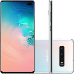 Galaxy S10 Plus 128Gb Branco