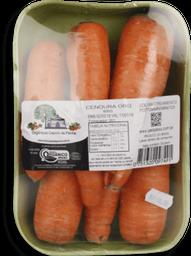 Cenoura Capela Orgânica 600 g