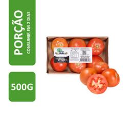 capela tomate orgânico