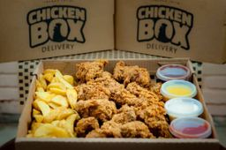 Box Tradicional (Serve 4 Pessoas)