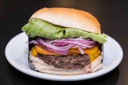 Tenório's burger