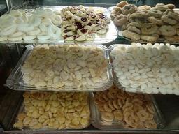 Biscoitos Amanteigados - 200g