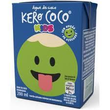 Água de Coco Kero Coco - 200ml