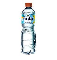 Água Minalba com Gás - 510ml