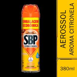 Sbp Inseticida Aerosol Citronela Econômico