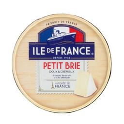 Queijo Brie Ile France Petit