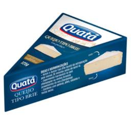Quatá Queijo Brie Fracionado