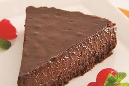 Torta Mousse de Chocolate Callebaut