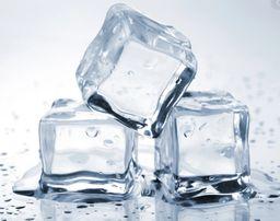 Porção de gelo