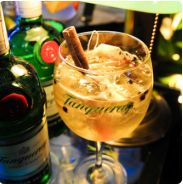 Tanqueray tropical