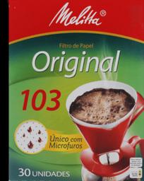 Coador Melitta 103 30 Und