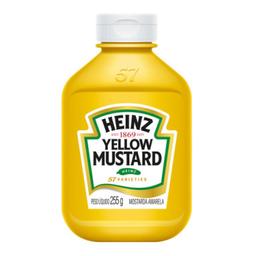 Mostarda Heinz 255 g