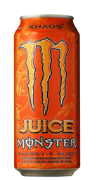 Energético Monster Energy Juice Khaos 473 mL
