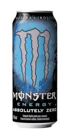 Energético Monster Energy Absolutely Zero 473 mL