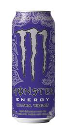 Energético Monster Energy Ultra Violet 473 mL