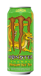 Energético Monster Energy Dragon Ice Tea 473 mL