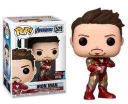 Funko Pop Iron Man 529 Nycc 2019