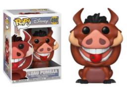 Pumba - O Rei Leão - Funko Pop