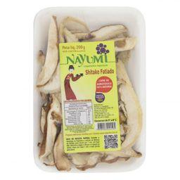 Cogumelo Shiitake Fatiado Nayumi 200 g