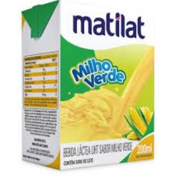 Leve 3 Pague 2 Matilat Bebida Láctea Milho Verde
