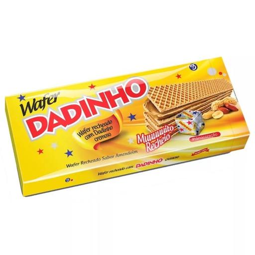 Dadinho 10.52% Em 5 Unid Biscoito Wafer Cremoso