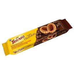 12% em 5 Unid Triunfo Biscoito Tortini Chocolate