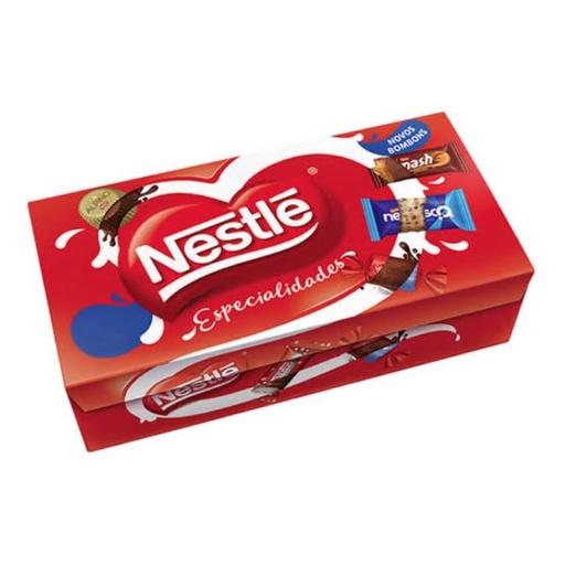 Bombom Nestlé Especialidades 251 g