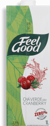 Chá Feel Good Cranberry