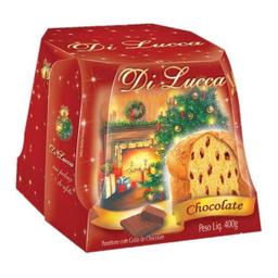 Santa Edwiges Panetone Di Lucca Chocolate