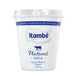 Itambé Iogurte Natural Milk Integral Pt